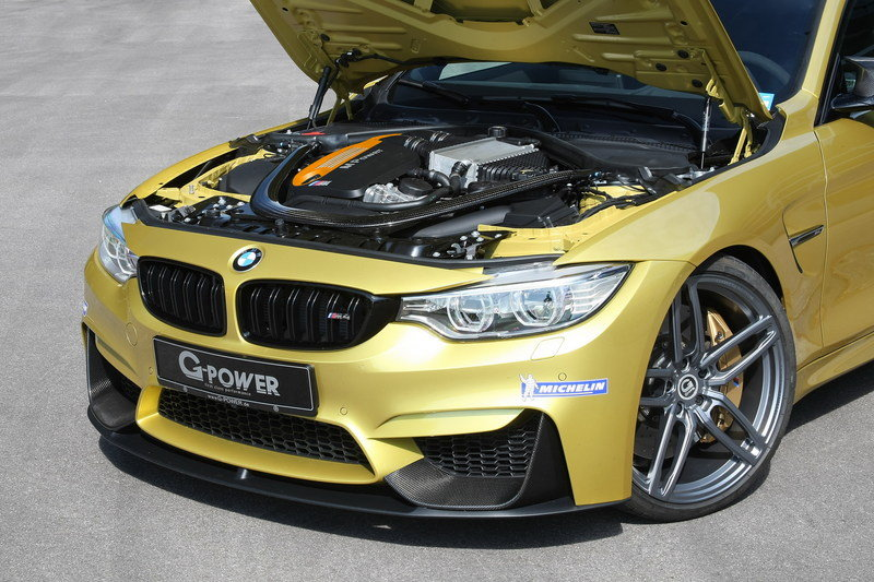2015 BMW M4 By G-Power High Resolution Drivetrain - image 657381