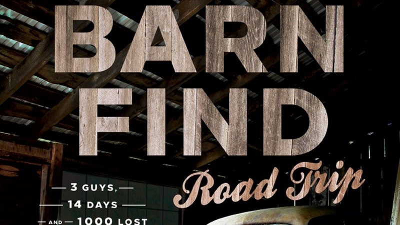 Book Review: Barn Find Road Trip