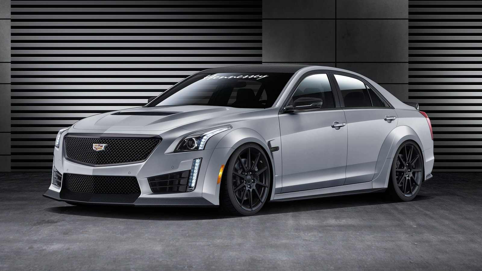 All Types Of Cars >> 2016 Cadillac CTS-V By Hennessey | Top Speed