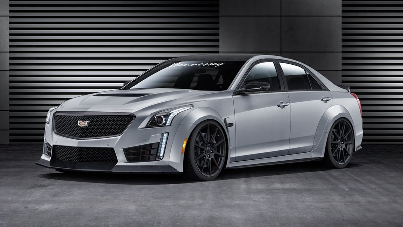 2016 Cadillac CTS-V By Hennessey