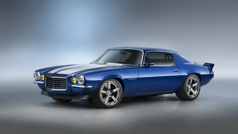 1970 Chevrolet Camaro RS with Supercharged LT4