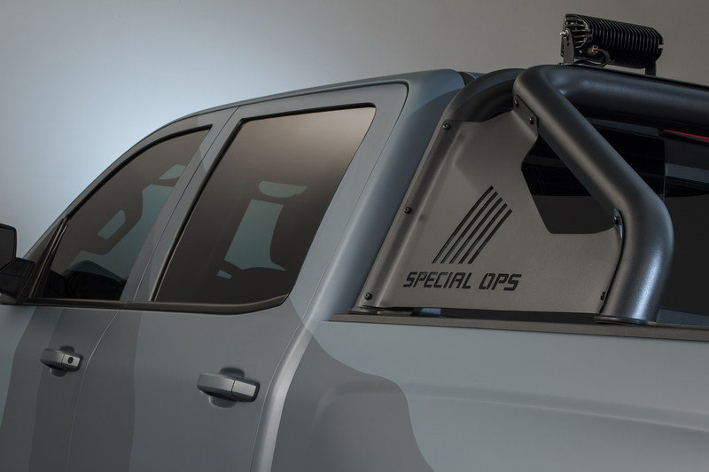 2015 Chevrolet Silverado Special Ops Concept High Resolution Exterior - image 653855