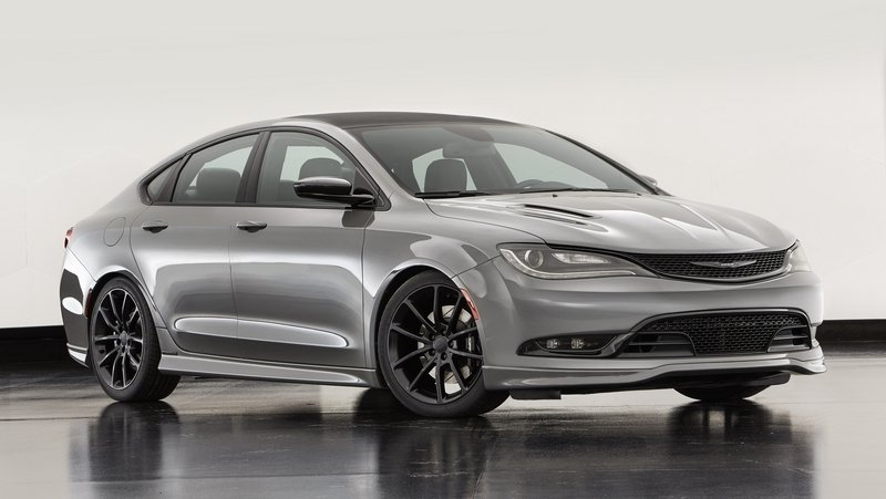 Chrysler 200 S Mopar