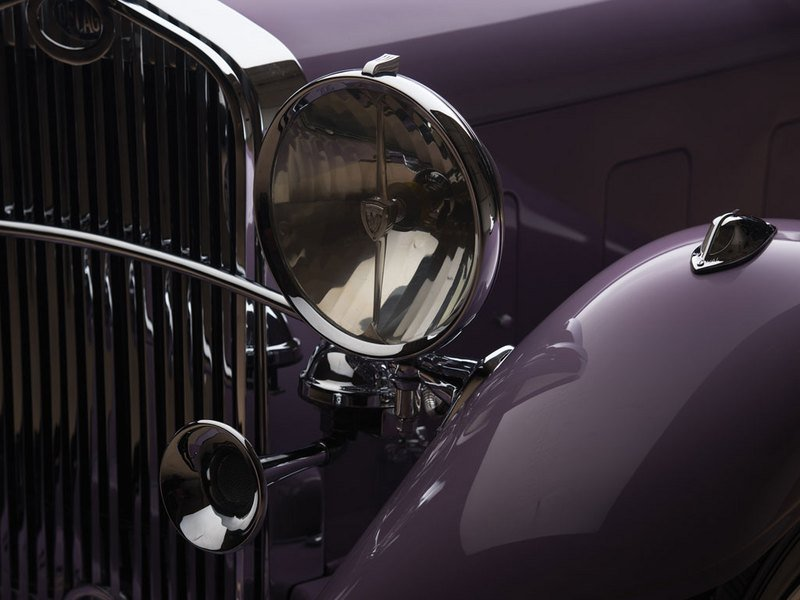 1934 Delage D8 S Cabriolet High Resolution Exterior - image 657102