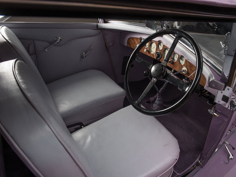 1934 Delage D8 S Cabriolet High Resolution Interior - image 657094