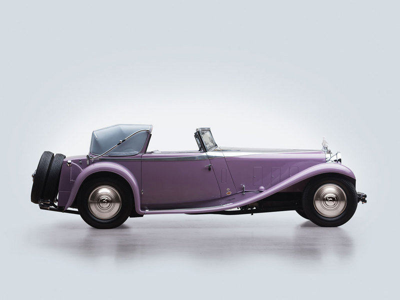1934 Delage D8 S Cabriolet High Resolution Exterior - image 657095