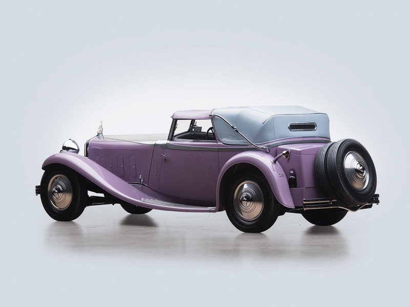 1934 Delage D8 S Cabriolet High Resolution Exterior - image 657092