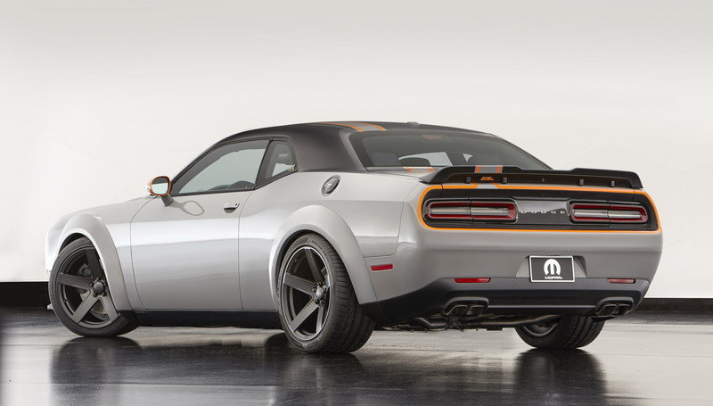2015 Dodge Challenger GT AWD Concept High Resolution Exterior - image 653818