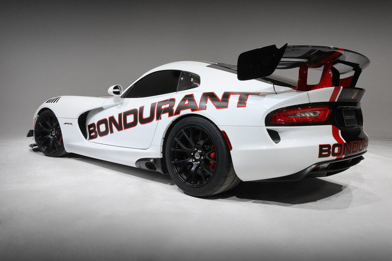 Dodge Partners With Bob Bondurant For High Performance Driving Lessons