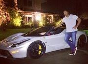 Dwayne Johnson Can't Fit In His LaFerrari - image 657411