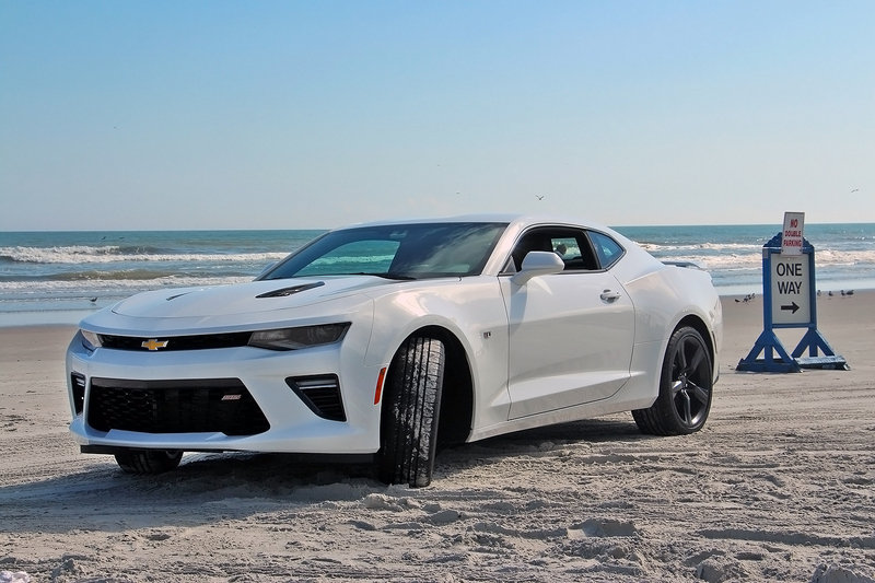 Eight hundred Miles in Chevy's New American Pony