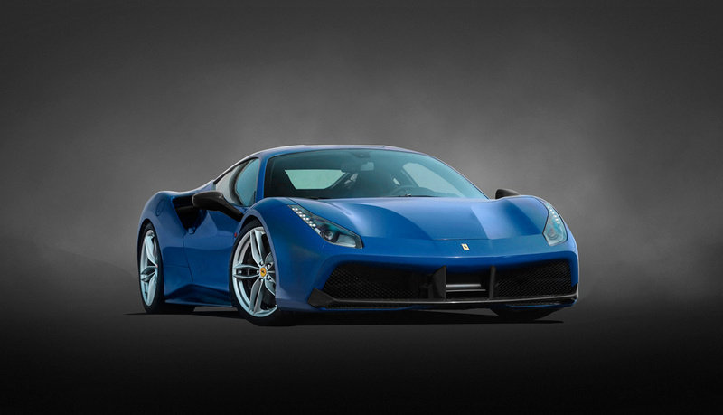 2016 Ferrari 488 GTB By Alpha-N Performance