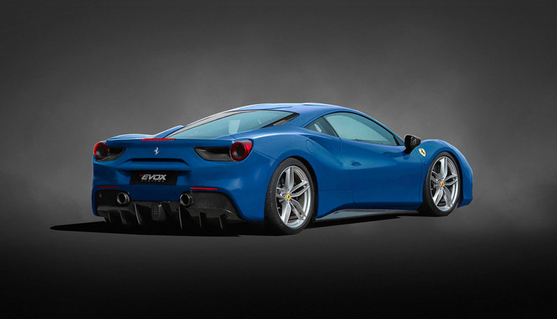 2016 Ferrari 488 GTB By Alpha-N Performance High Resolution Exterior - image 654753