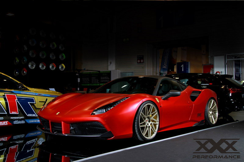2016 Ferrari 488 GTB By xXx Performance - image 658091