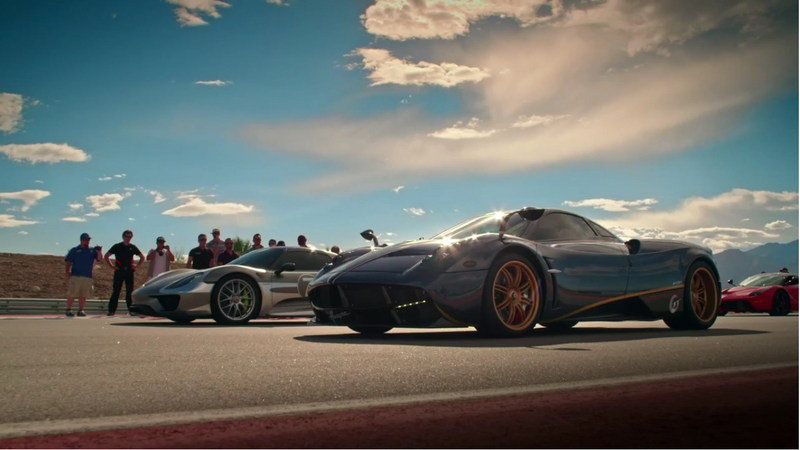 Ferrari LaFerrari Vs. McLaren P1 Vs. Bugatti Veyron Vs. Porsche 918 Vs. Pagani Huayra - Part 3: Video