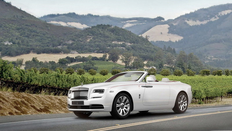 First North American Rolls-Royce Dawn Will Be Auctioned For Charity