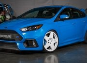 Ford Focus RS JDRF Raffle