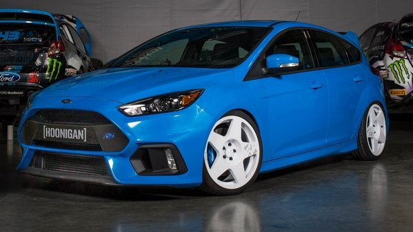 2016 Ford Focus Rs Jdrf Raffle Review Top Speed