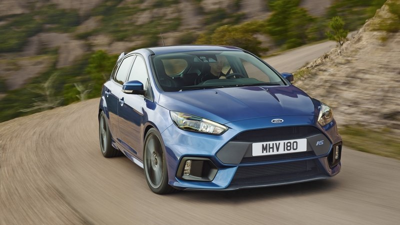 Ford Plans Hardcore Version Of The Focus RS