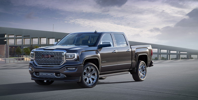 2017 GMC Sierra Denali Ultimate High Resolution Exterior Wallpaper quality - image 655877
