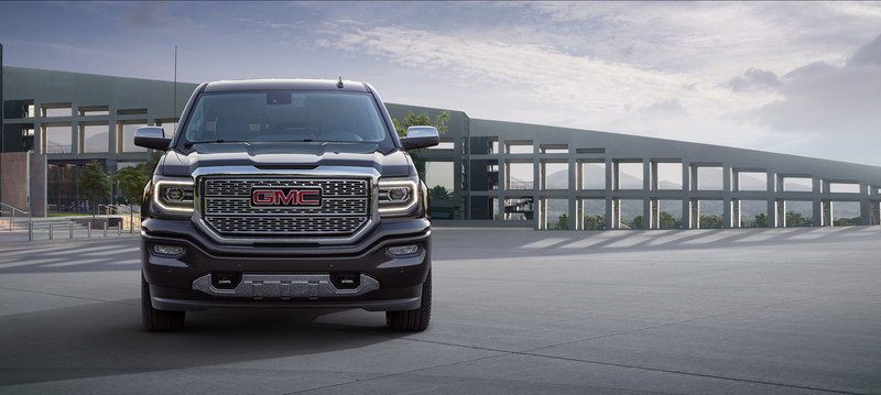 2017 GMC Sierra Denali Ultimate High Resolution Exterior - image 655879