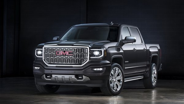 Ford F150 Rims >> 2017 GMC Sierra Denali Ultimate Review - Top Speed