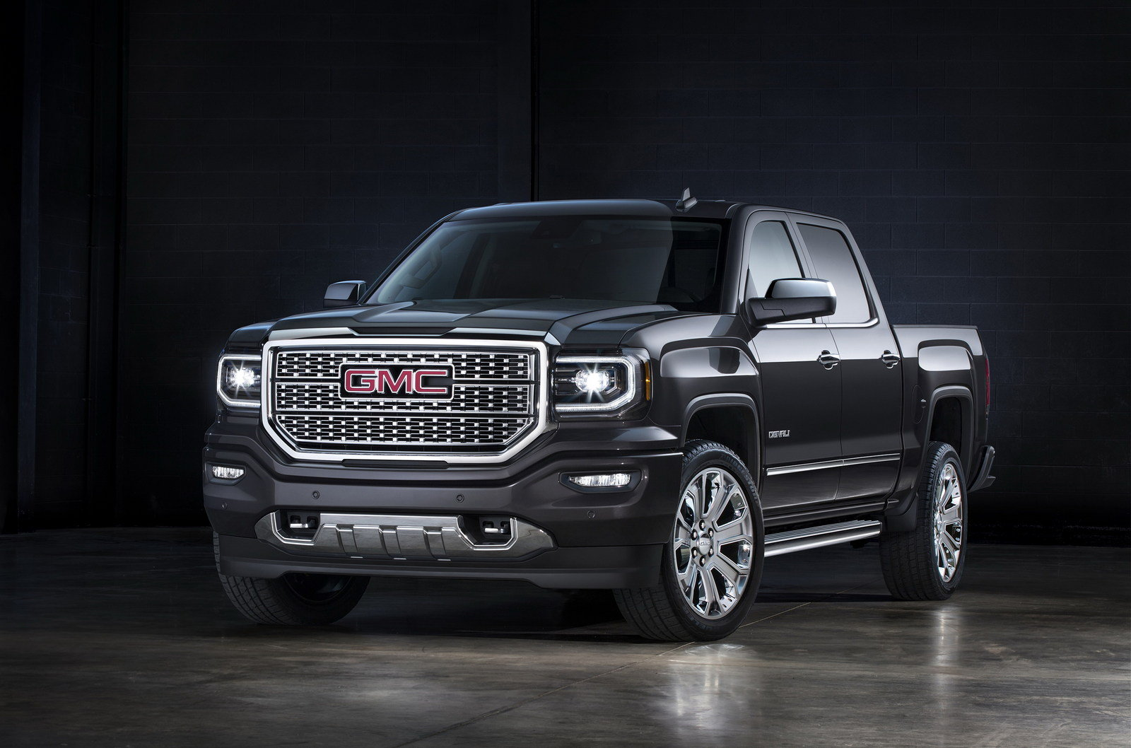 2017 Gmc Sierra Denali Ultimate Picture 655875 Truck