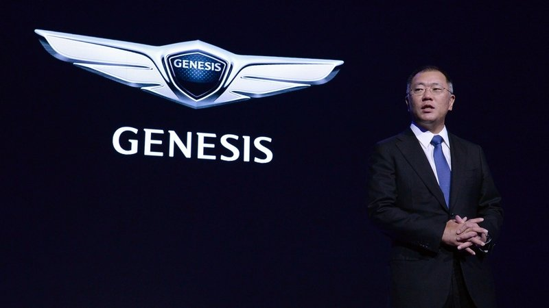 "Hyundai Launches New ""Genesis"" Brand"