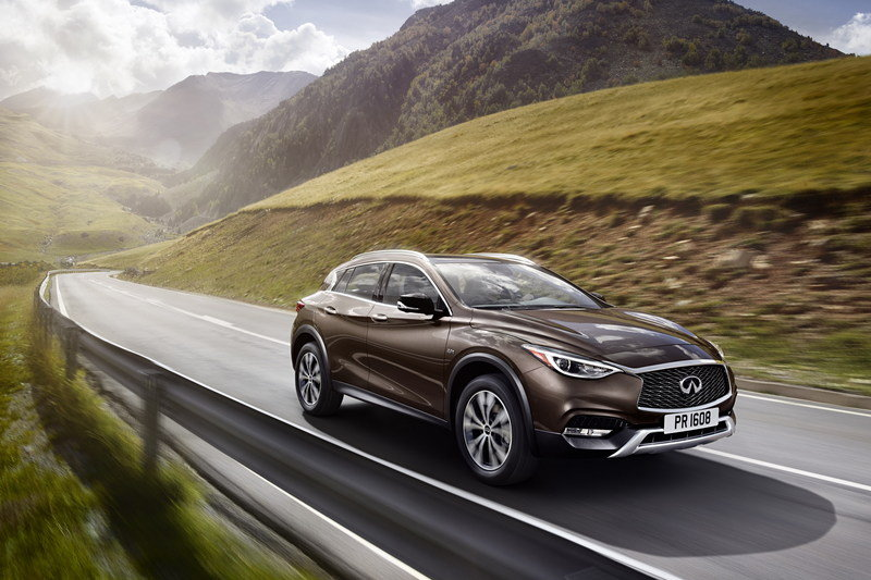 Wallpaper of the Day: 2017 Infiniti QX30