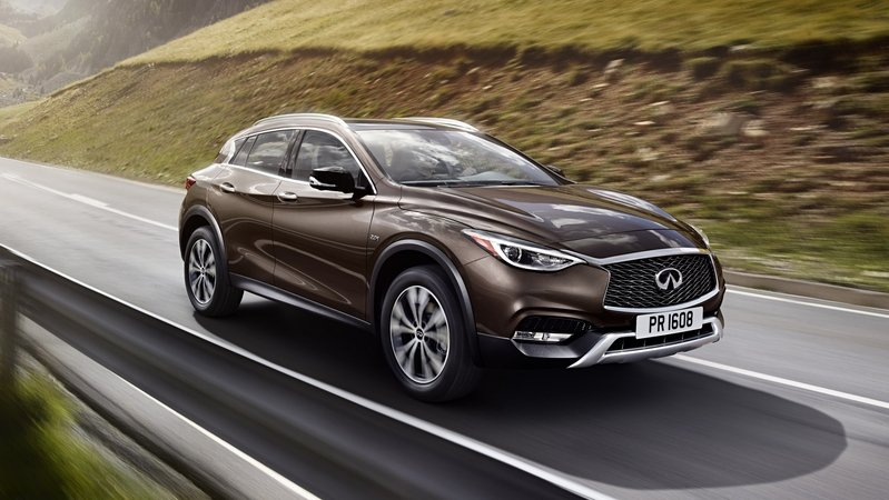 Infiniti Cars Models Prices Reviews And News Top Speed
