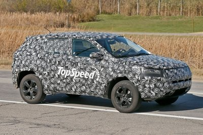 FCA Could Announce Baby Jeep as Well as the Successor to the Jeep Patriot on June 1st - image 654888