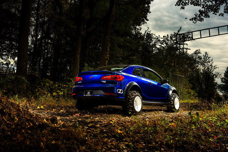 2015 Kia Forte Koup Mud Bogger High Resolution Exterior - image 654078