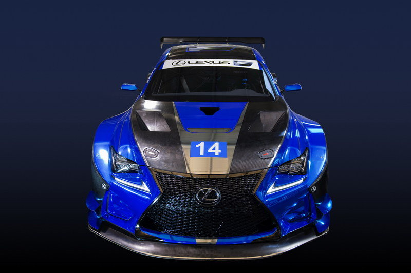 2016 Lexus RC F GT3 By F Performance Racing