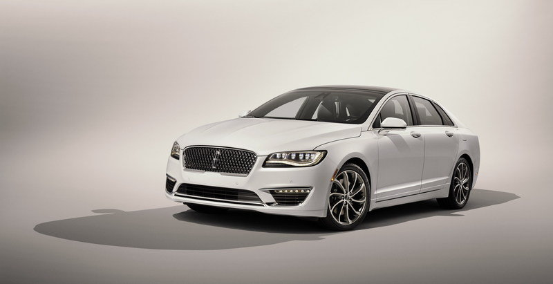 2017 Lincoln MKZ High Resolution Exterior - image 655948