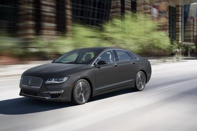 2017 Lincoln MKZ - image 655938