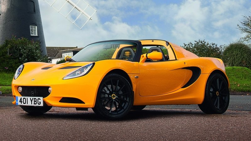 lotus elise news and reviews top speed. Black Bedroom Furniture Sets. Home Design Ideas