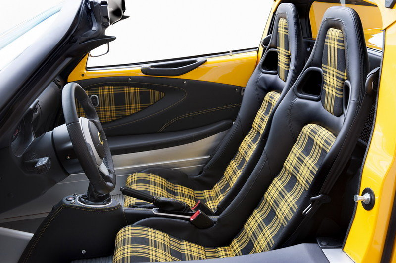 2016 Lotus Elise Sport High Resolution Interior - image 655475