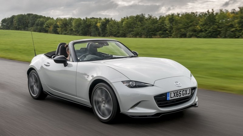 2016 Mazda MX-5 Sport Recaro Limited Edition