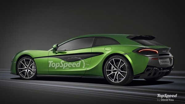 One Stop Automotive >> 2017 McLaren Sports Series Shooting Brake Review - Top Speed