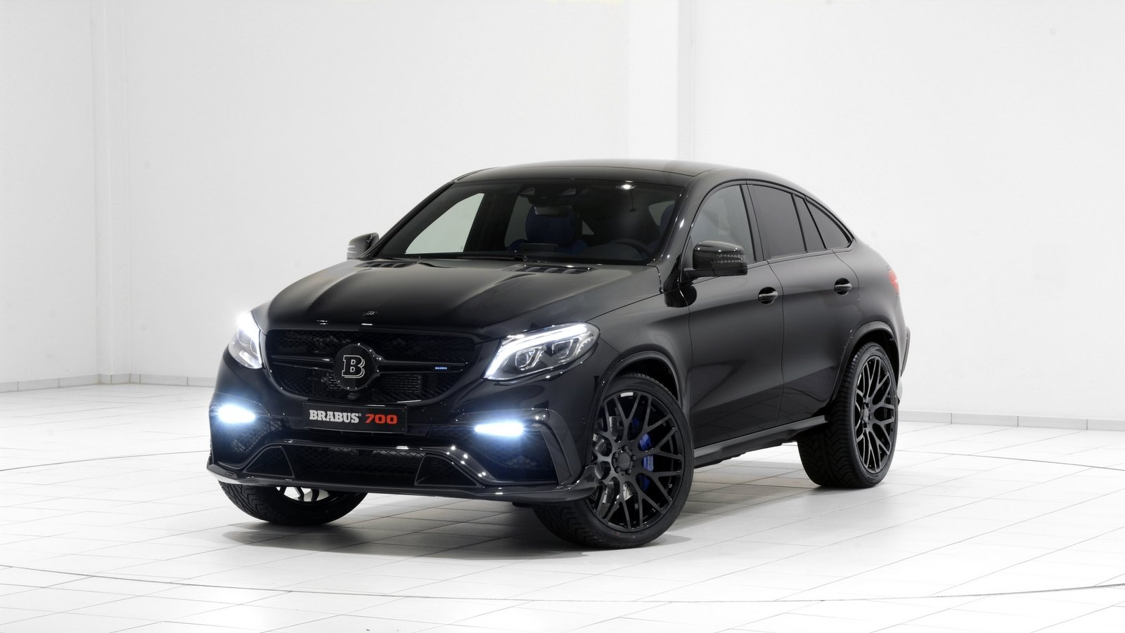 2016 Mercedes Amg Gle 63s By Brabus Top Speed