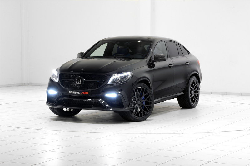 2016 Mercedes-AMG GLE 63S By Brabus