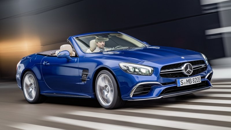 If You Want a Mercedes-AMG SL65, You Better Act Fast Because Its Death Warrant Has Been Signed