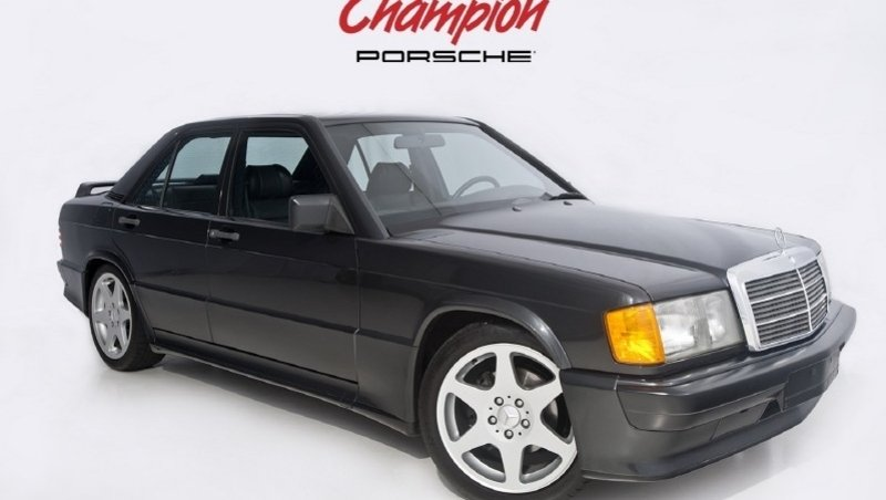 1985 Mercedes Benz 190E 2 3-16V | Top Speed