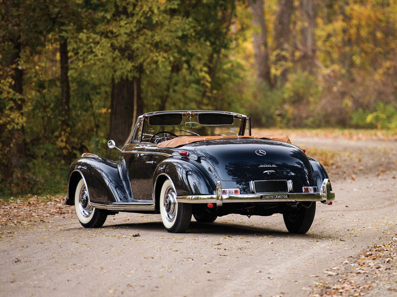 1956 Mercedes-Benz 300 SC Roadster High Resolution Exterior - image 657465