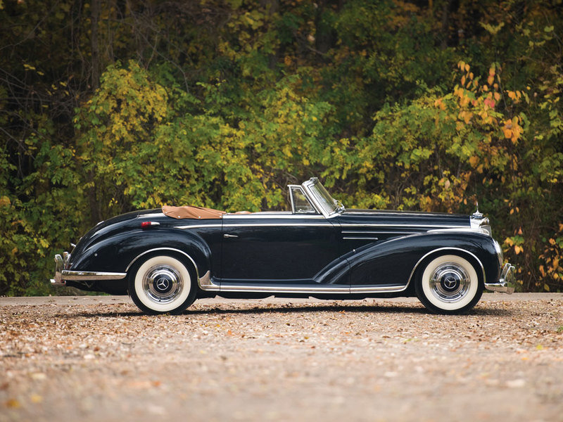 1956 Mercedes-Benz 300 SC Roadster High Resolution Exterior - image 657468