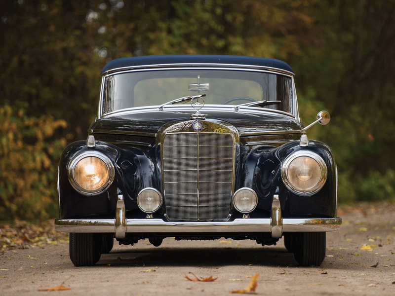 1956 Mercedes-Benz 300 SC Roadster High Resolution Exterior - image 657469