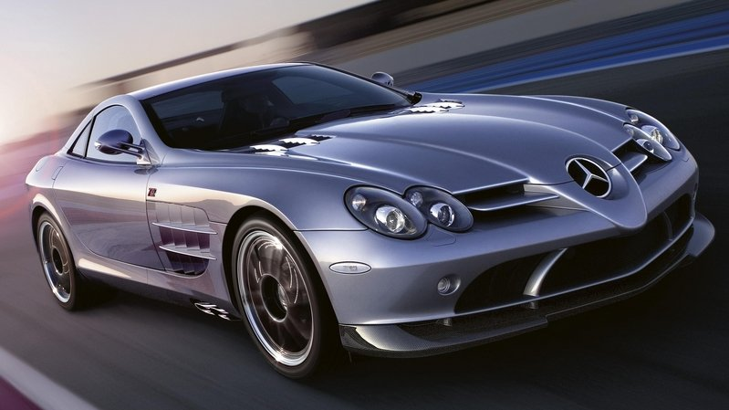 Mercedes SLR Could Return As A Hybrid