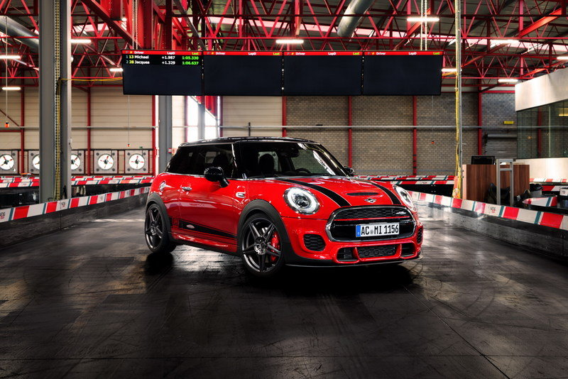 Mini John Cooper Works by AC Schnitzer