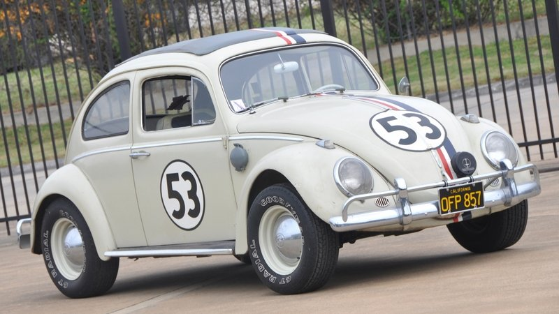Original Herbie Sells For $86,250 At New York Auction