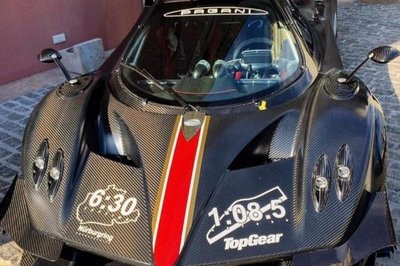 Pagani Zonda Revolucion Rumored To Have Lapped the Nurburgring In 6:30